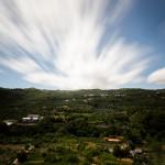 Blick aus der Casa Via Dimora